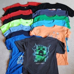 14 piece graphic tee lot!!